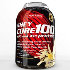 core whey protein smak