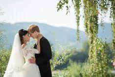 Hochzeit in Dürnstein in der Wachau - Hyerim & Christoph - Roland Sulzer Fotografie GmbH - Blog Blog, Wedding Dresses, Fashion, Wedding, Pictures, Bride Dresses, Moda, Bridal Gowns, Fashion Styles
