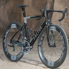 Factor bikes, the new ride for OnePro cycling next season