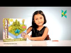 Kinetic Sand Unboxing and Review Available at Hamleys Noida DLF Mall of India…