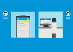 HP Illustrations on Behance
