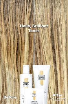 What it is: A conditioner developed with Kristin Cavallari that conditions hair while boosting brightness and shine.Who it's for: Most visible results for those with blond or highlighted hair; can be used on darker hair with no impact on color.What it does: It's formulated with a gentle chelating agent that helps prevent dullness and keeps brassiness at bay. This conditioner also helps lock in moisture while giving hair slip to help prevent damage and brea #BakingSodaForHair Oily Hair Shampoo, Aloe Vera Shampoo, Natural Shampoo, Greasy Hair, Clarifying Shampoo, Baking Soda Dry Shampoo, Baking Soda For Dandruff, Baking Soda For Hair, Sulfate Free Conditioner