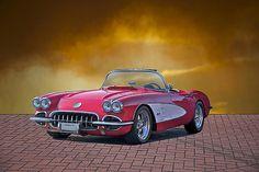 Dave Koontz - 1959 Corvette Roadster