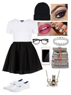 2 by nekayla5sos on Polyvore featuring polyvore, fashion, style, Topshop, ONLY, Vans, Kiel Mead Studio, Jewel Exclusive, Squair, STELLA McCARTNEY, women's clothing, women's fashion, women, female, woman, misses and juniors