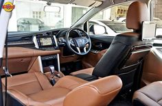 Toyota Innova Crysta Upgrade Penampilan dengan Aero Kit