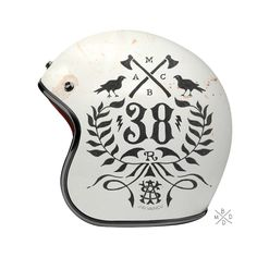 Helmets Private Collection by BMD Design, via #Behance #Typography