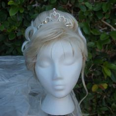 Constance Hatchaway from Haunted Mansion Inspired Boutique Wig by TheCharmingViolet on Etsy