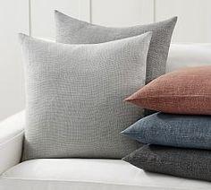 Porcelain Blue Paper Print #1   Pottery Barn Velvet Pillows, Linen Pillows, Bed Pillows, Fur Pillow, Grey Pillow Covers, Decorative Pillow Covers, Feather Pillows, Pillow Texture, Pottery Barn