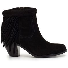 2432568d1 SAM EDELMAN Louie Black Boots ( 280) ❤ liked on Polyvore featuring shoes