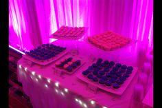 Ta table des cupcake de marc et Melinda