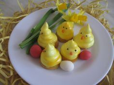 Velikonoční kuřátka, foto - www.kucharidodomu.cz
