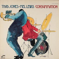 Consummation/Thad Jones-Mel Lewis Blue Note BST 4346