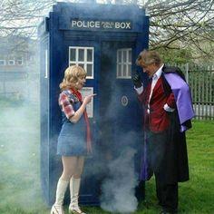 Jo Grant & doctor #3