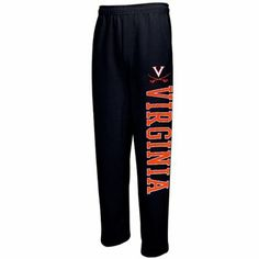 Virginia Cavaliers Dream Fleece Pants - Navy Blue