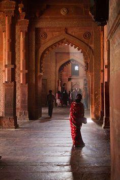Indo-Islamic by Max Alt   Fatehpur Sikri