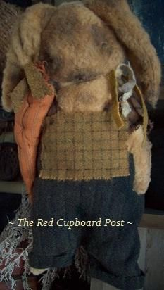 ~ The Red Cupboard Post ~ | Primitive Handmades Mercantile