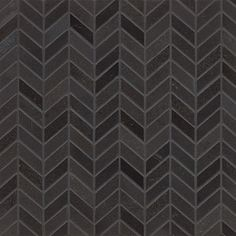 Absolute Black Granite Chevron Mosaic Polished Tiles (Box of 10 Sheets) - Overstock™ Shopping - Big Discounts on Floor Tiles