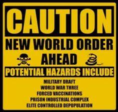 New world order ahead.