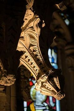 Rosslyn Chapel, Scotland, UK.