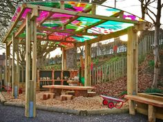 Outdoor classroom design and build