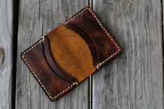 The Scout // Autumn Harvest — Union Leather Co. Minimalist Leather Wallet, Leather Card Wallet, Fall Harvest, Leather Working, Rugs, Texas, Handmade Leather, Leather, Farmhouse Rugs