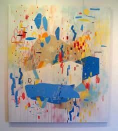 International Kunstler Symposeum - Neustadt an der Weinstrasse, Germany Art Inspo, Germany, Contemporary, Abstract, Painting, Summary, Painting Art, Deutsch, Paintings
