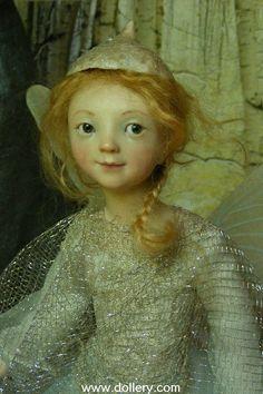 Anna Abigail Brahms, dollmaker