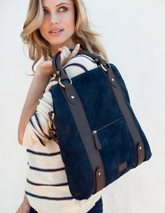 College Bag, from Celtic & Co
