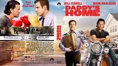 Daddy's Home Custom Blu-ray Cover