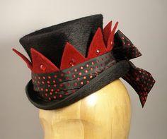Mad Hatter Top Hat IDEA  Halloween