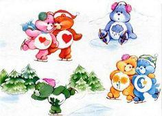Care Bears Christmas.