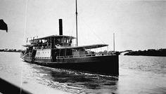 Dargo-Steamship