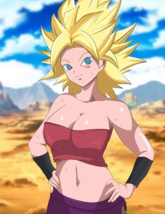 i drew super sayian Caulifla   I think she is a Badass to be able to learn  super sayian and super sayian 2 less than a day   Pay Pal Commissions (open)     &nbsp...