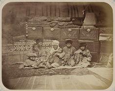 Kyrgyz tent