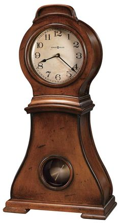 Mallory Quartz Mantel Clock by Howard Miller - Howard Miller Clocks