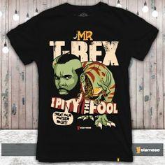 Camiseta Mr. T-Rex