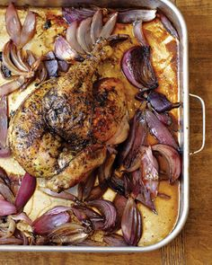 Sumac-Roasted Chicken du Monde | From the cookbook Bi-Rite Market's ...