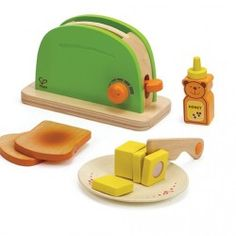 Hape toys pop up toaster
