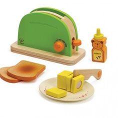 Hape toys pop up toaster