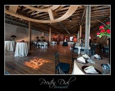 Our beautiful event space at 425 Downtown