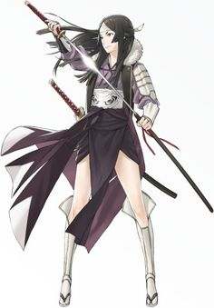 Say'ri - Fire Emblem Awakening Her outfit might look more or less like this.