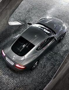 Aston Martin DB9 Coupe My father in law just got one - stunning [www.ballychohan.com] #ballychohan #bally #chohan