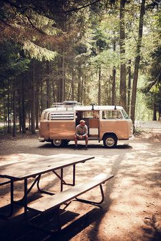 Feeling out the Campsite - by: Chris Ford
