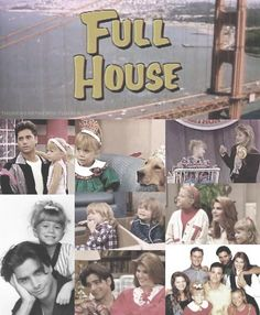 Full house is the BEST show ever 90s Childhood, My Childhood Memories, Sweet Memories, Best Tv Shows, Favorite Tv Shows, Mejores Series Tv, Uncle Jesse, Old Shows, 90s Nostalgia
