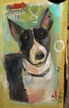 Bulls Eye Terrier