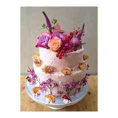 lilli vanilli cake
