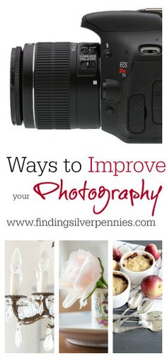 Tips on how to improve your photos if you are new to photography. Great tips! Improve Photography, Dslr Photography Tips, Photography Tips For Beginners, Photography Lessons, Photoshop Photography, Photography Projects, Photography Tutorials, Amazing Photography, Flash Photography