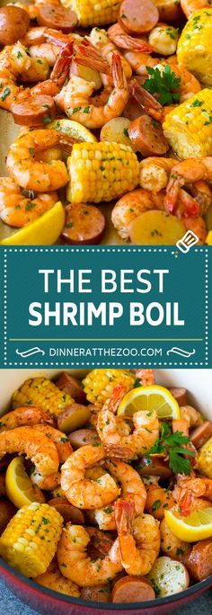 Nutritious Snack Tips For Equally Young Ones And Adults Shrimp Boil Recipe Boiled Shrimp Low Country Boil Seafood Boil Recipes, Shrimp Recipes For Dinner, Seafood Dinner, Fish Recipes, Healthy Recipes, Seafood Meals, Cajun Seafood Boil, Seafood Broil, Seafood Bake