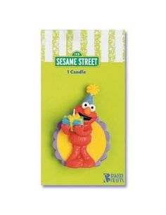 OMG ELMO Can I please have this adorable baby at Cades party