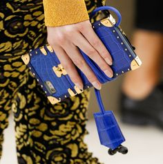 Louis Vuitton Launched New Bag Styles (Plus an Awesome iPhone Case) on Its Spring 2017 Runway - PurseBlog